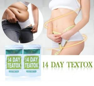 14 Day Tea Detox Loose weight Diet look slim